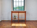 Warehouse loft furnished with modern Union Sideboard