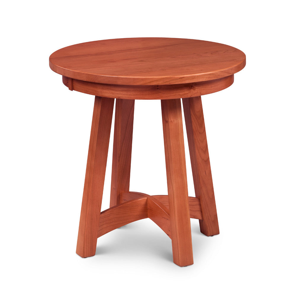 Monhegan Round End Table