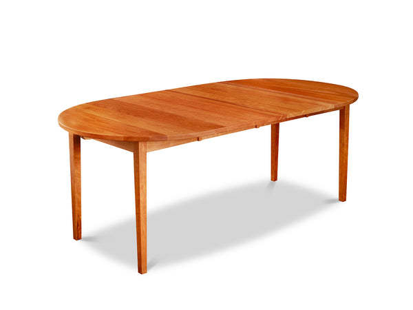 Shaker Oval Extension Table
