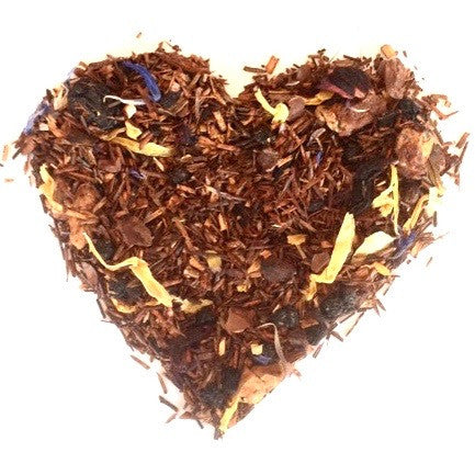 Tea Tuesday: Chocolate Blueberry Rooibos