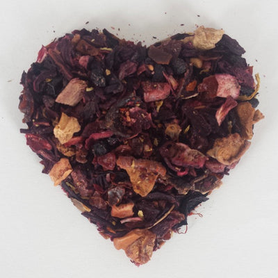 Tea Tuesday: Cranberry Orange
