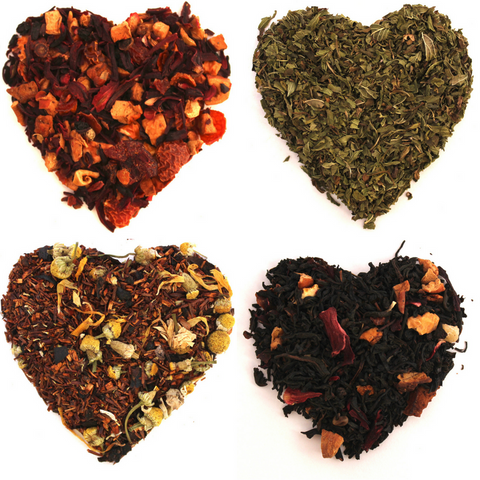 Try before you buy with our tea samples!