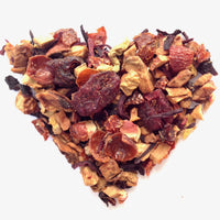 Cranberry Orange - Loose Leaf Herbal and Fruit Tea