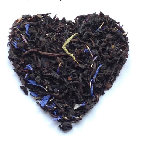 Cream Earl Grey - Loose Leaf Black Tea
