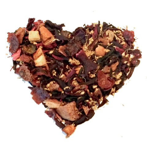 Ginger Peach - Loose Leaf Herbal and Fruit Tea