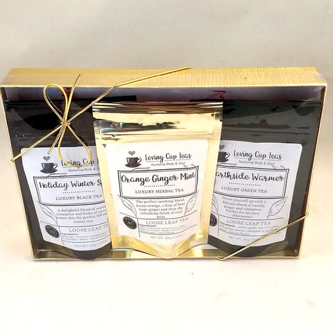 Tea Trio Gift Set
