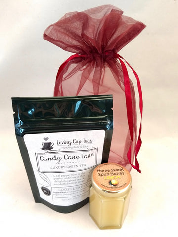 Grab Bag Gift with Honey