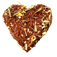 Lemon Ginger Rooibos - Loose Leaf Rooibos Tea