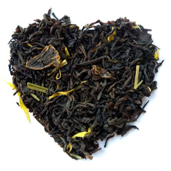 Lemon Cream-Loose Leaf Black Tea