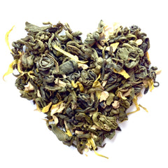 Lemon Ginger Green - Loose Leaf Green Tea