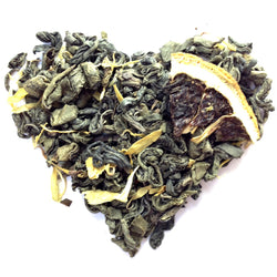 Lemon - Loose Leaf Green Tea
