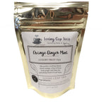 Orange Ginger Mint - Loose Leaf Herbal and Fruit Tea