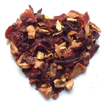 Orange Grove Vanilla - Loose Leaf Herbal and Fruit Tea