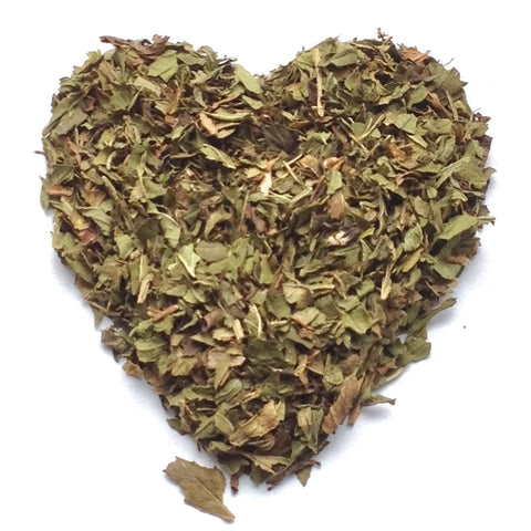 Organic Peppermint - Loose Leaf Herbal Tisane