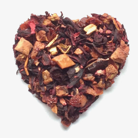 Paradiso Peach - Loose Leaf Fruit Tisane
