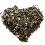 Raspberry Ginger - Loose Leaf Green Tea