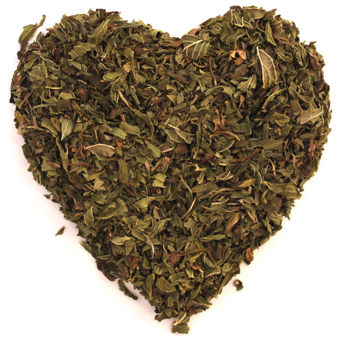 Organic Spearmint - Loose Leaf Herbal Tisane