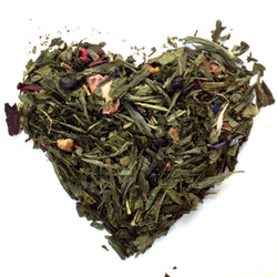 Triple Berry Bliss - Loose Leaf Green Tea
