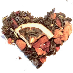 Blueberry Lime - Loose Leaf Black Tea