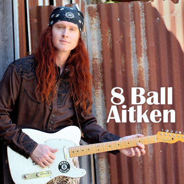 8 Ball Aitken - Physical/Vinyl/Digital Album