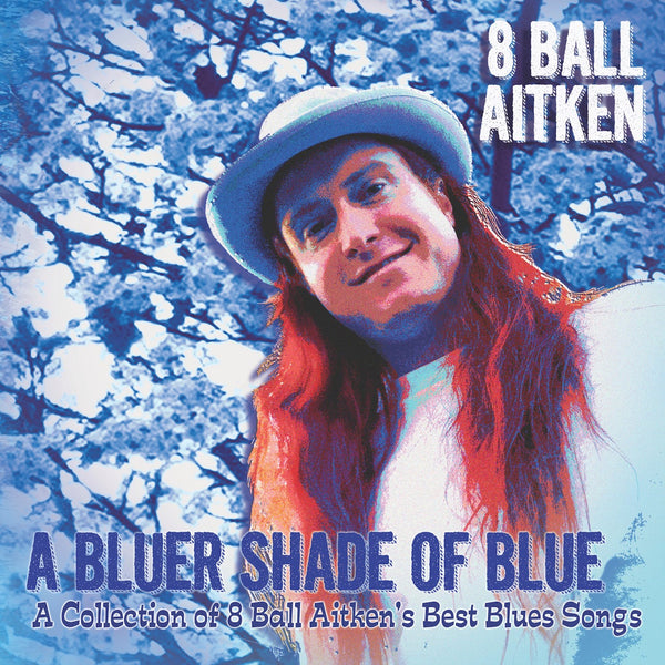 A Bluer Shade of Blue - Physical CD
