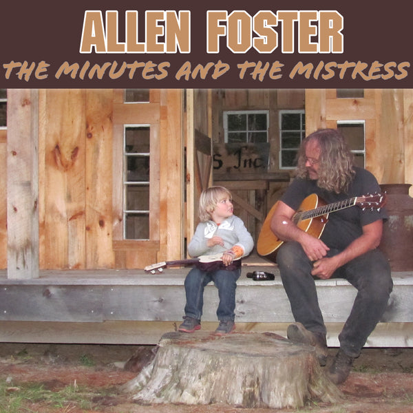 The Minutes and The Mistress - Physical/Digital Album