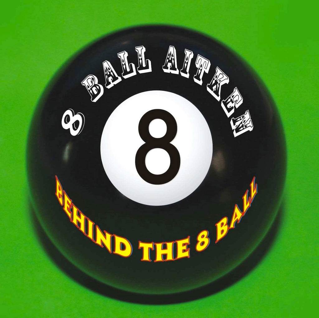 Behind The 8 Ball - Physical CD