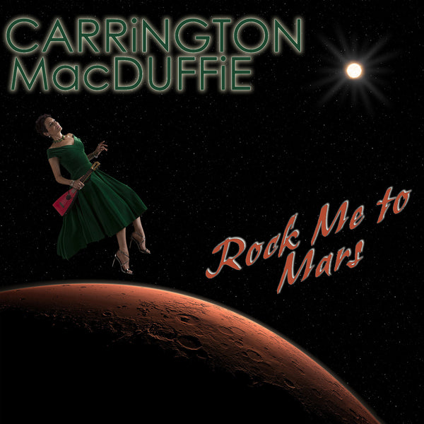 Rock Me To Mars - Digital Singles