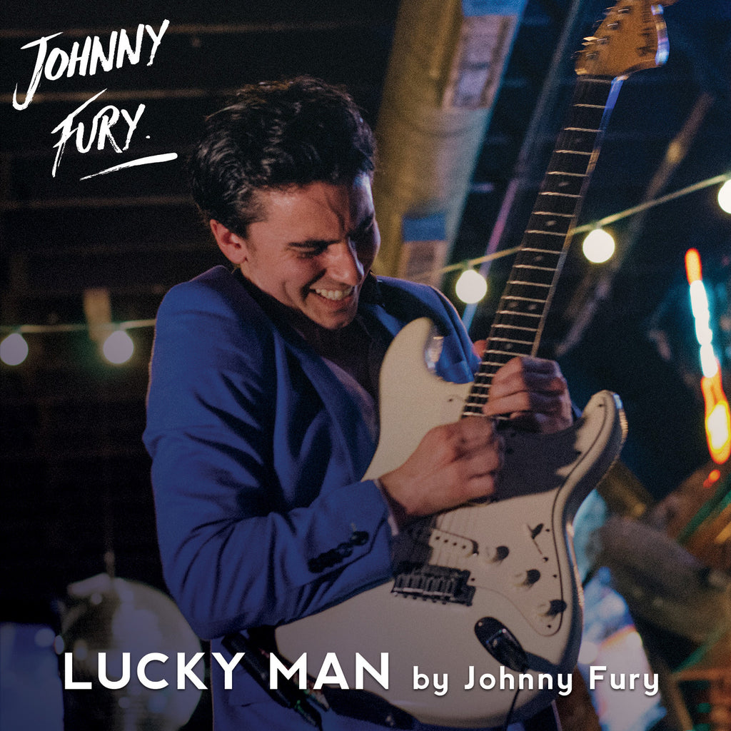 Lucky Man - Digital Single