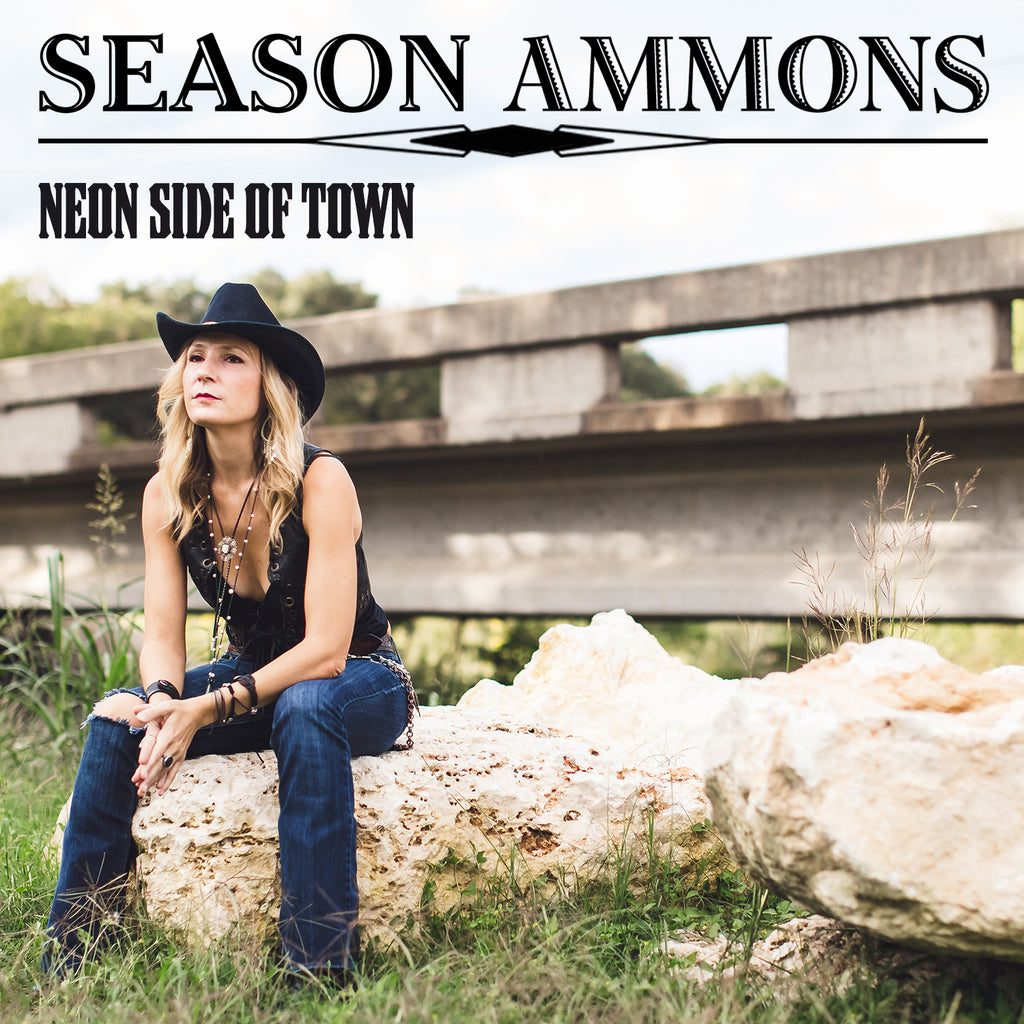 Neon Side of Town - Physical CD/Digital Album