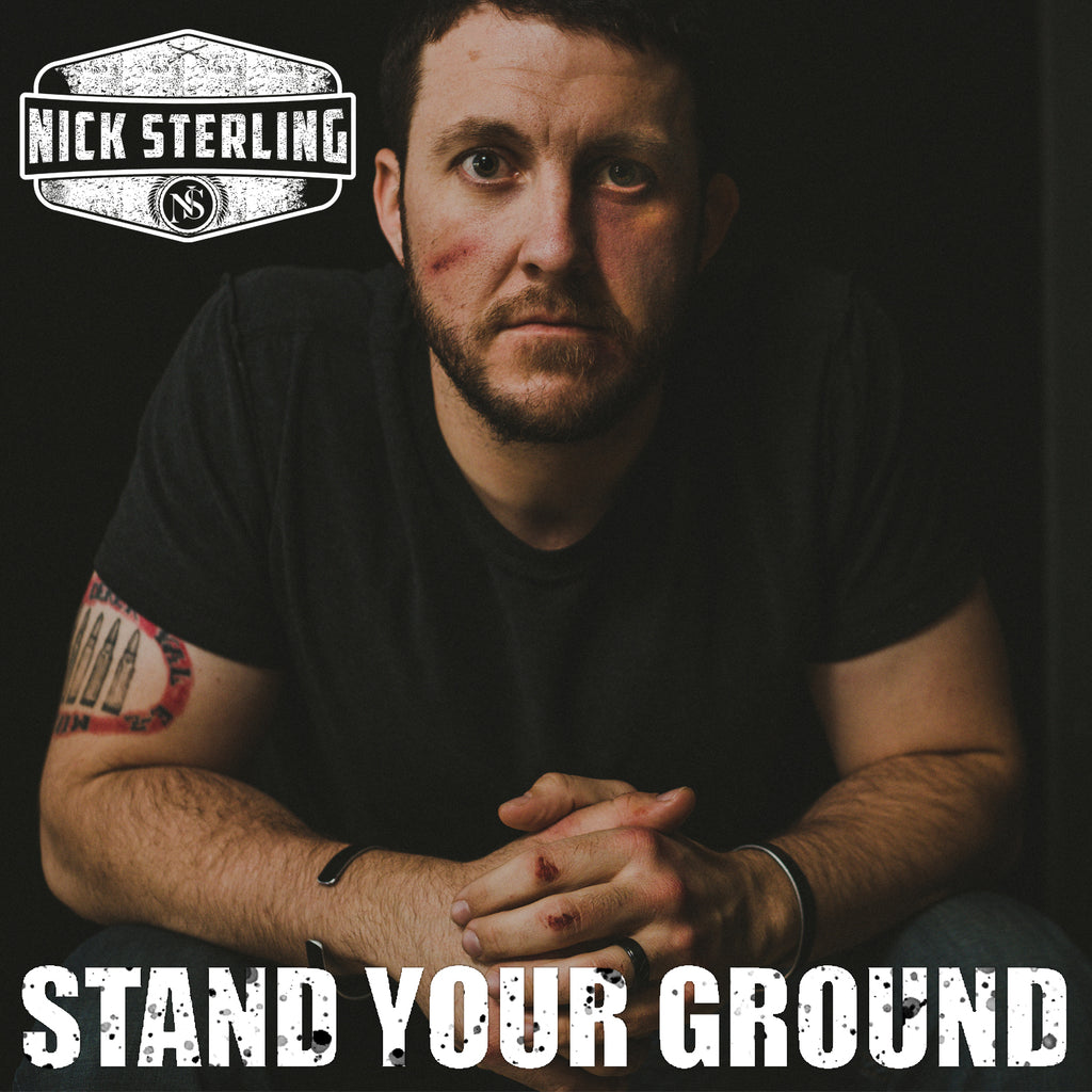 Stand Your Ground - Physical/Digital ORDER Today!