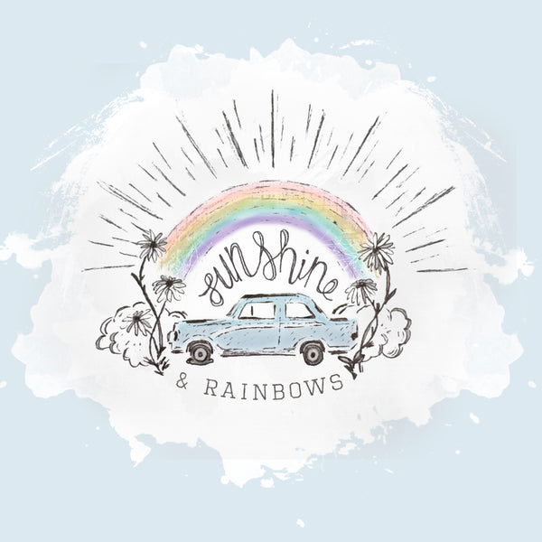 SPECIAL - FREE Download with purchase of Sunshine & Rainbows T-shirt