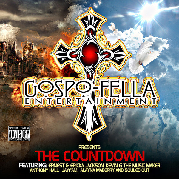 GFE Presents: The Countdown - Physical/Digital Album