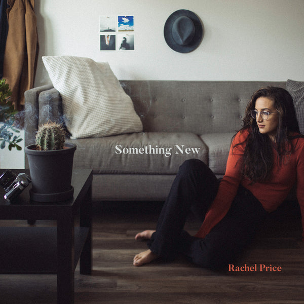 "Rachel Price ""Something New"" CD"