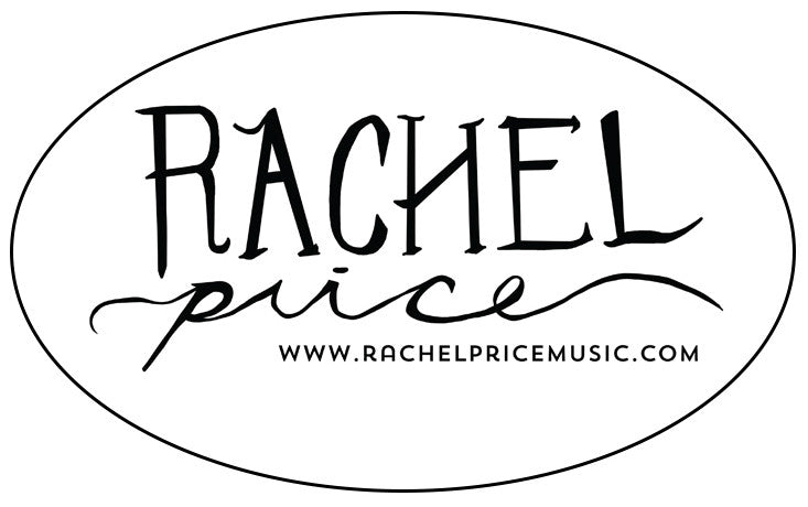 Rachel Price Logo Sticker