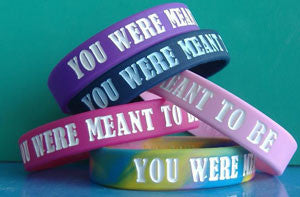 You Were Meant To Be - Wristbands