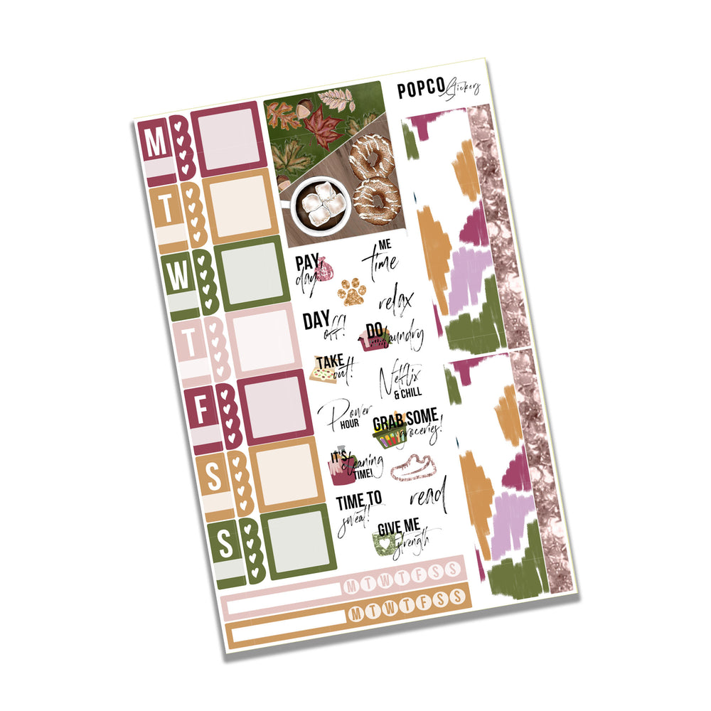 Apple Picking Hobonichi Weeks Kit