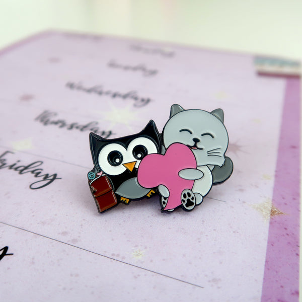 Planner Friends Pin (LIMITED EDITION)