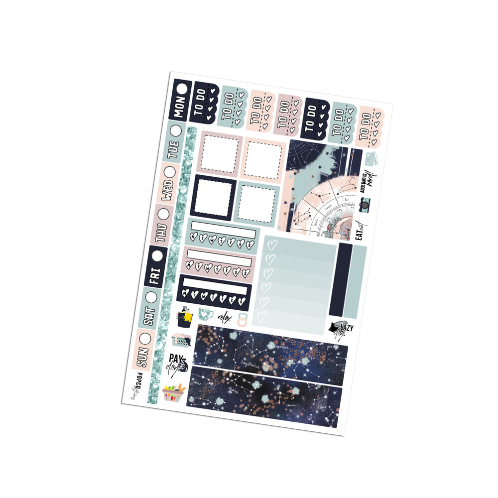 Celestial Hobonichi Weeks Kit
