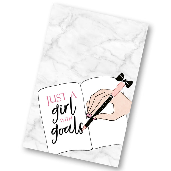Digital Tuesday - Girl with Goals Dashboard