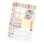 Health is Wealth Hobonichi Weeks Kit