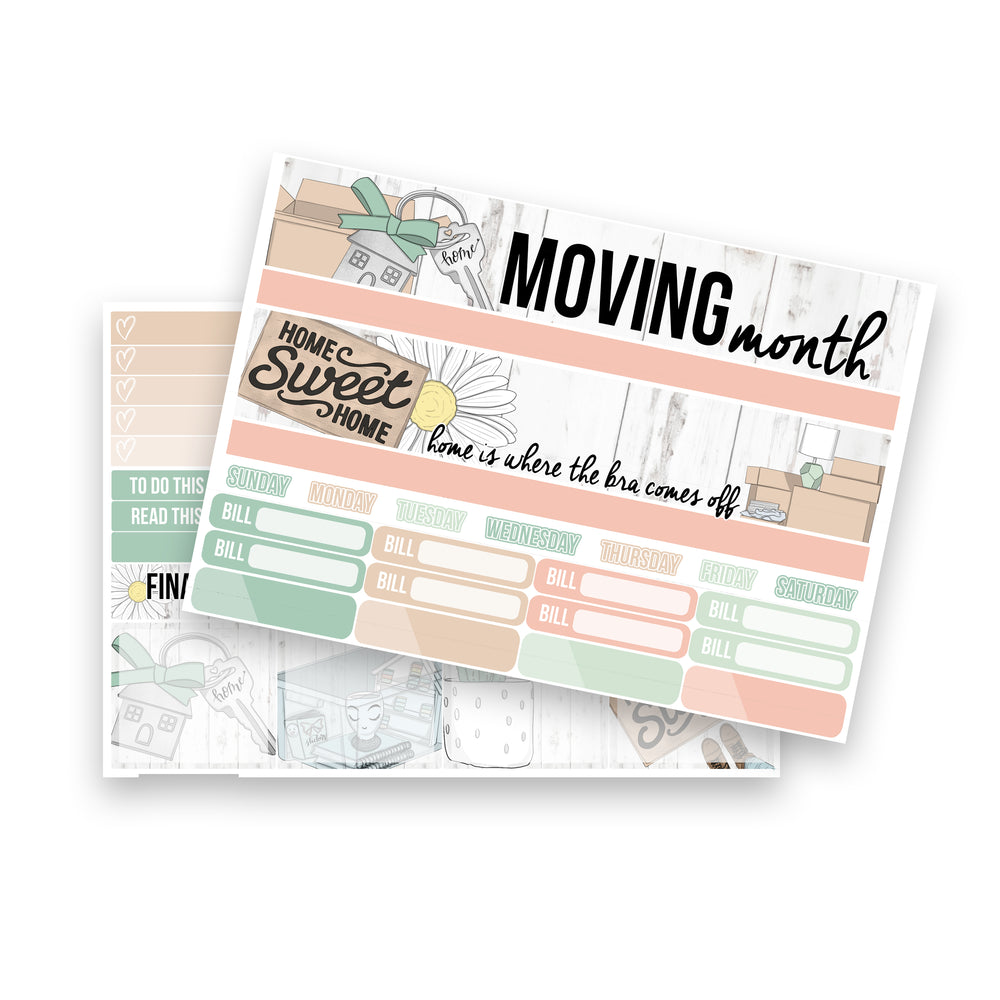 Moving Month Monthly Kit