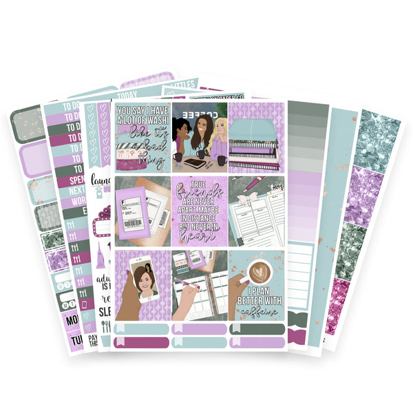 Planner Friends No White-Space Kit