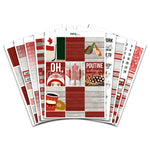 Shania (Canada Day) Weekly Collection (A La Carte)