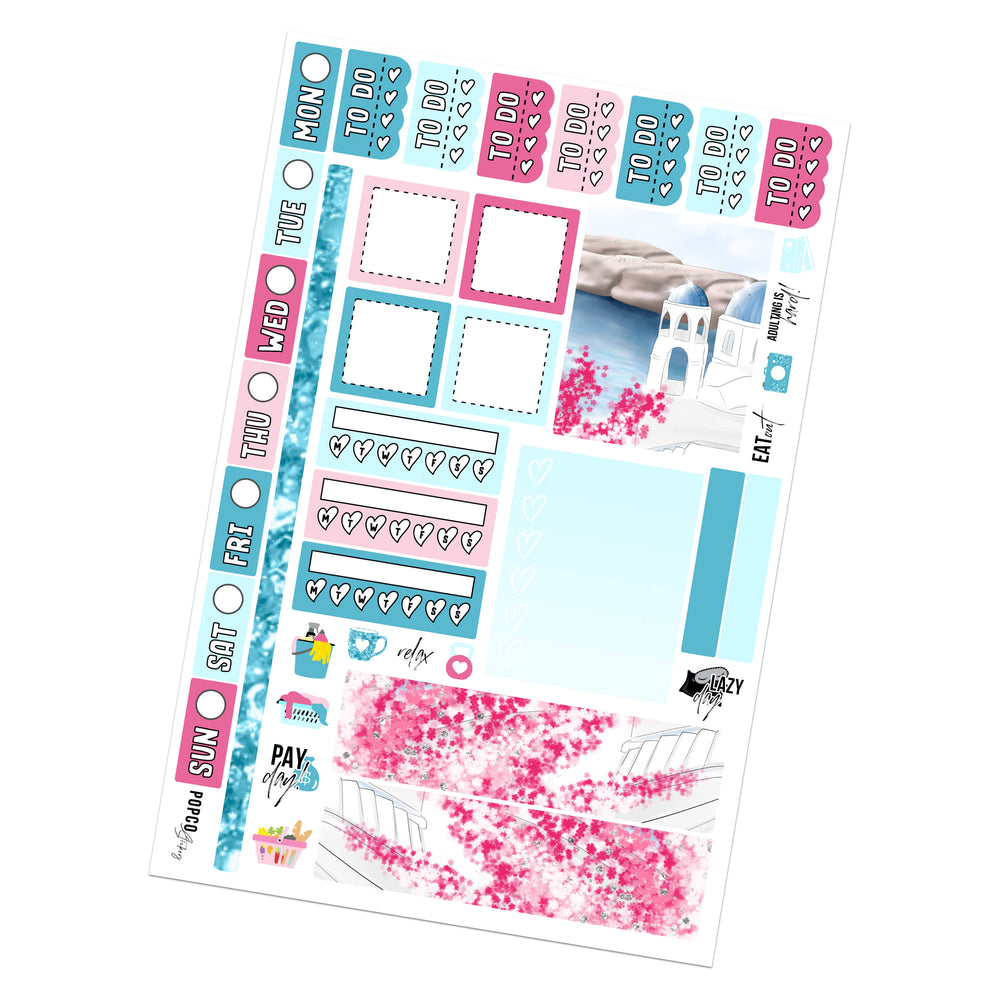 Take Me Away Hobonichi Weeks Kit