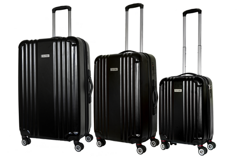 Bunjey Mach2 Platinum Luggage Suitcase Set