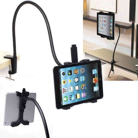 360 Tablet Holder Mount Desk Stand For iPad 2 3 4 Mini Air Samsung Tablet Kindle - Bunjey