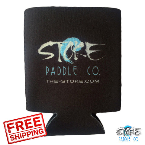 Official STOKE Tribe koozie
