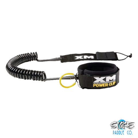 XM 9' coiled SUP leash
