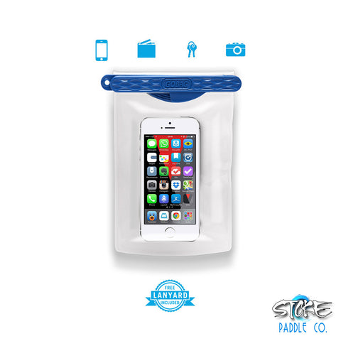 GoBag Dolphin waterproof phone/valuables bag
